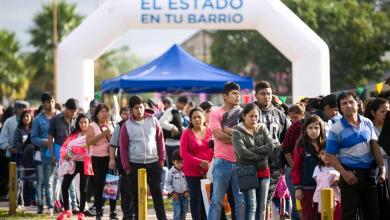 Photo of El Estado en Tu Barrio, un beneficio muy grande para los vecinos de Matanza
