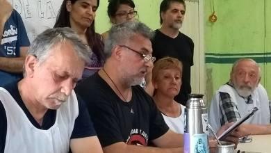 Photo of Conferencia de prensa en  CTA Matanza
