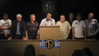 Photo of La CGT levanto el paro que había previsto para hoy