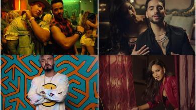 Photo of Los videos musicales que más miraron los argentinos en 2017