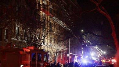 Photo of Nueva York: El Fatal Incendio de un Edificio