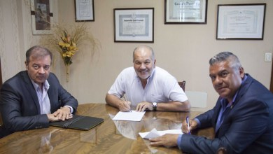 Photo of Acuerdo para trabajar contra la violencia en el fútbol