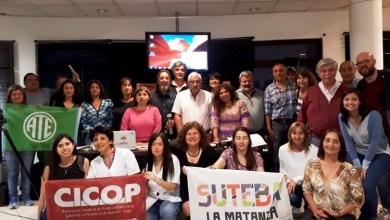 Photo of Quedó constituido el Movimiento por el Derecho a la Saludncoblog
