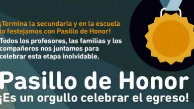 "Photo of Programa ""Pasillo de Honor"""