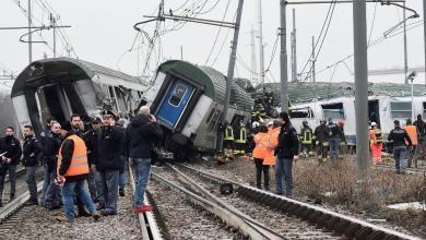Photo of Descarrilamiento de tren en Milán
