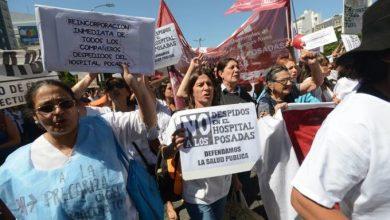 Photo of Corte en Avenida  9 de Julio