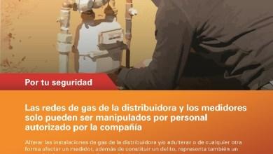 Photo of Gas Fenosa lanza campaña de seguridad
