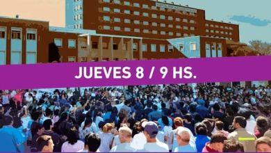 Photo of Movilizan hoy los trabajadores del Hospital Posadas