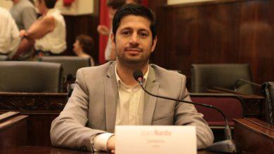 """Photo of Juan Nardo:  """"Queremos que los niños y jóvenes de Morón reciban un servicio educativo de calidad»"""