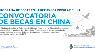 Photo of Becas para estudiar  en China: Convocatoria