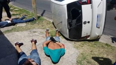 Photo of Se tirotearon con la policía pero fueron detenidos
