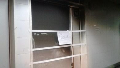 Photo of Foco de incendio en el Hospital del km 32