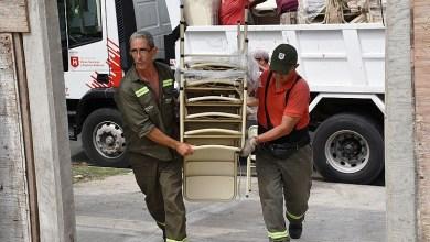 Photo of Entrega de mobiliarios en escuelas de Morón