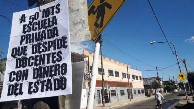 Photo of Señalizan escuelas privadas que despidieron docentes