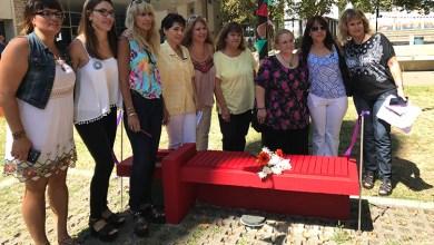 Photo of Se inauguró el primer banco rojo en el Distrito