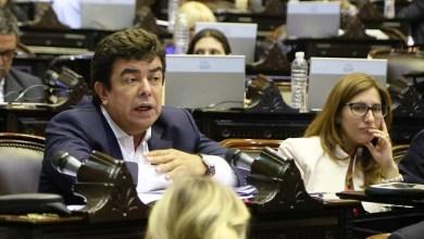 Photo of Fernando Espinoza en la Cámara de Diputados
