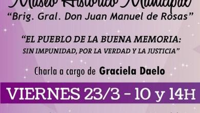 """Photo of """"Día Nacional de la Memoria por la Verdad y la Justicia"""""""