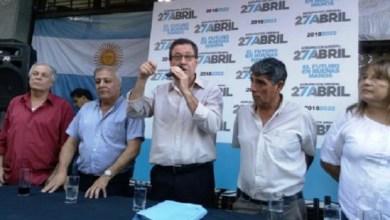 """Photo of STMLA:  Lanzó su campaña la agrupación oficialista """"27abril"""""""