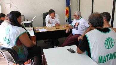 Photo of ATE La Matanza entregó un petitorio