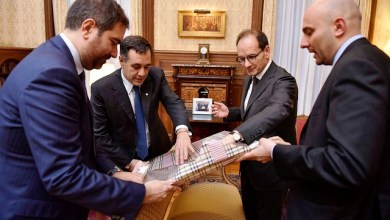 Photo of Presentación de la Presidencia italiana del IHRA