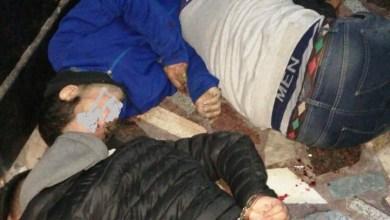Photo of Isidro Casanova: policía abate dos delincuentes en una entradera
