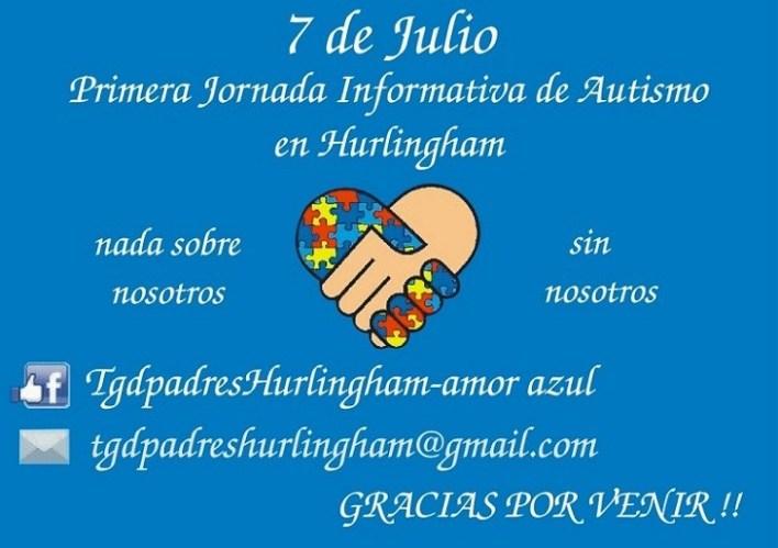 Jornada sobre autismo