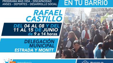 Photo of El Estado en tu Barrio junto a los vecinos de Rafael Castillo