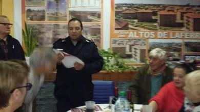 Photo of El nuevo jefe Departamental con el Foro Vecinal de Seguridad