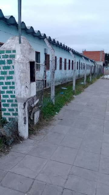 Rafael Castillo: denuncian infraestructura decadente en escuela pública