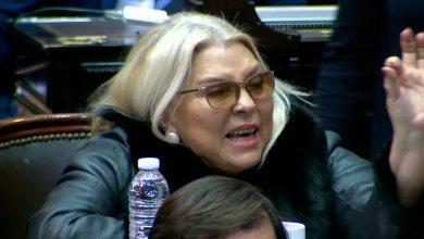 Photo of Carrió recordó sus denuncias luegò de las detenciones a exfuncionarios K