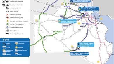 Photo of Transitabilidad de las rutas nacionales del distrito de Buenos aires
