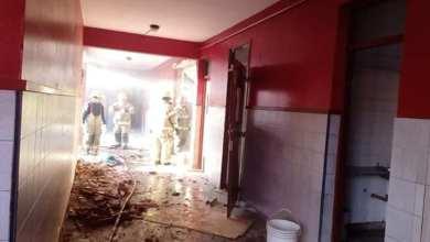Photo of Tragedia – Dos personas murieron en una escuela de Moreno por una explosión de gas