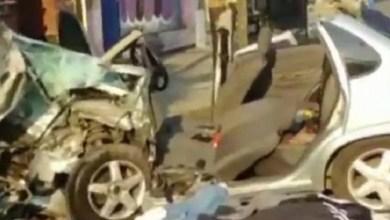 Photo of Irresponsabilidad: borracho al volante mató a dos personas