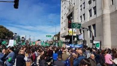 Photo of Caos en la Ciudad y tránsito complicado por protestas