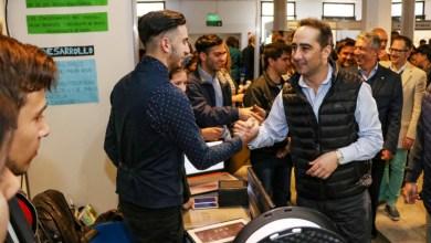 Photo of Tagliaferro inauguró la expo UIOTec con alumnos de escuelas técnicas de Morón
