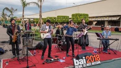 Photo of Como anticipo de la Bienal de Arte, tres shows musicales sorprendieron a los alumnos de la UNLaM