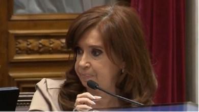 """Photo of Cristina Fernández: """"El Estado también son los usuarios"""""""