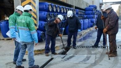 3b1a9443a ACUMAR intimó a una empresa de Dock Sud por vuelco de hidrocarburo