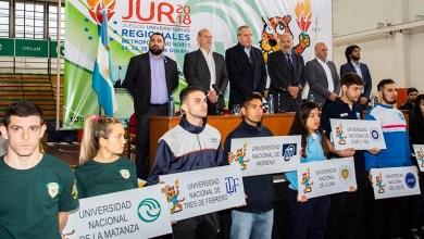 Photo of Se desarrolla la principal competencia del deporte universitario en la UNLaM