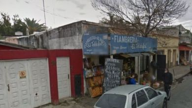 Photo of Le «volaron» la cabeza a almacenero paraguayo delante de su esposa