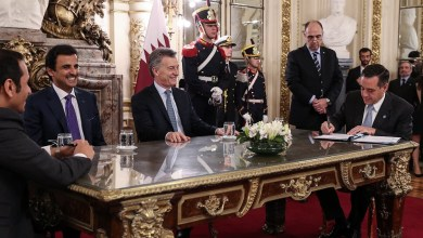 Photo of Acuerdo de Cooperación Educativa entre Argentina y Qatar