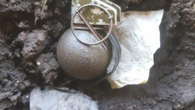 Photo of Hallaron una granada en la previa de Ituzaingó – Deportivo Merlo