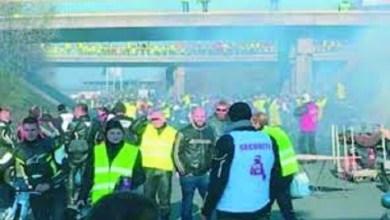 Photo of Violentos incidentes en Francia por aumento de la nafta