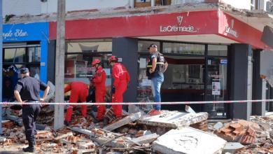 Photo of Derrumbe en Mar del Plata: Una mujer y su hija fallecieron al desprenderse tres balcones