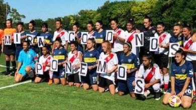 """Photo of Fútbol femenino: Carolina Troncoso; """"El amor por el fútbol es más fuerte"""""""