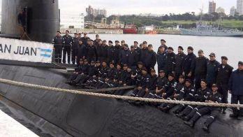Abrieron los lockers de los 44 tripulantes del ARA San Juan