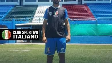 Photo of Sportivo Italiano: un viejo conocido