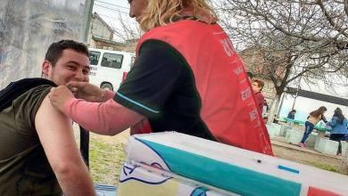 Photo of Campaña de vacunación en las plazas de La Matanza
