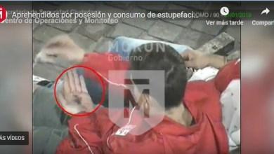 Photo of Consumían droga en una plaza de Morón y los detectaron las cámaras: dos detenidos