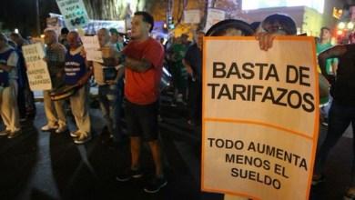"""Photo of Matanceros organizaron un """"ruidazo"""" contra los aumentos de tarifas"""